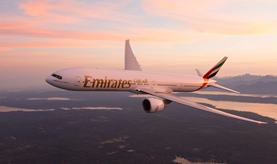 Emirates fará no Brasil a maior seleção de pilotos de toda sua história