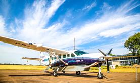 Bagé terá voos comerciais pela empresa Two Flex