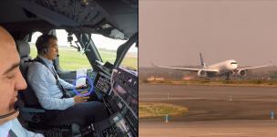 O voo SEM pilotos da Airbus