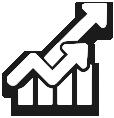 Gráfico de análise e performace em cada matéria